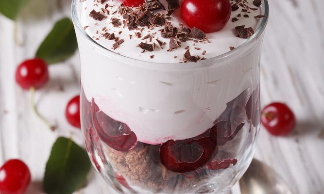 Black Forest Trifle
